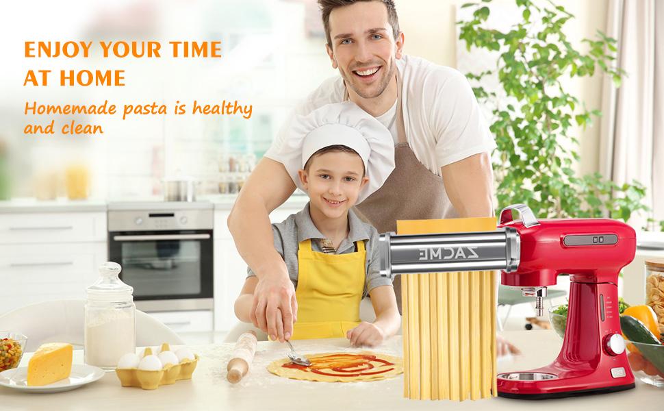 Kitchen aid pasta maker assecories