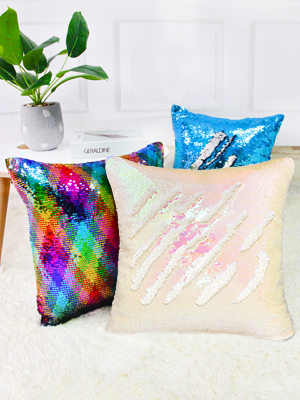 mermaid pillows magic pillow sequin mermaid pillows sequin pillows that change color