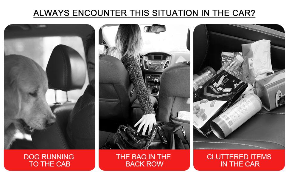 Car Pocket Handbag Holder