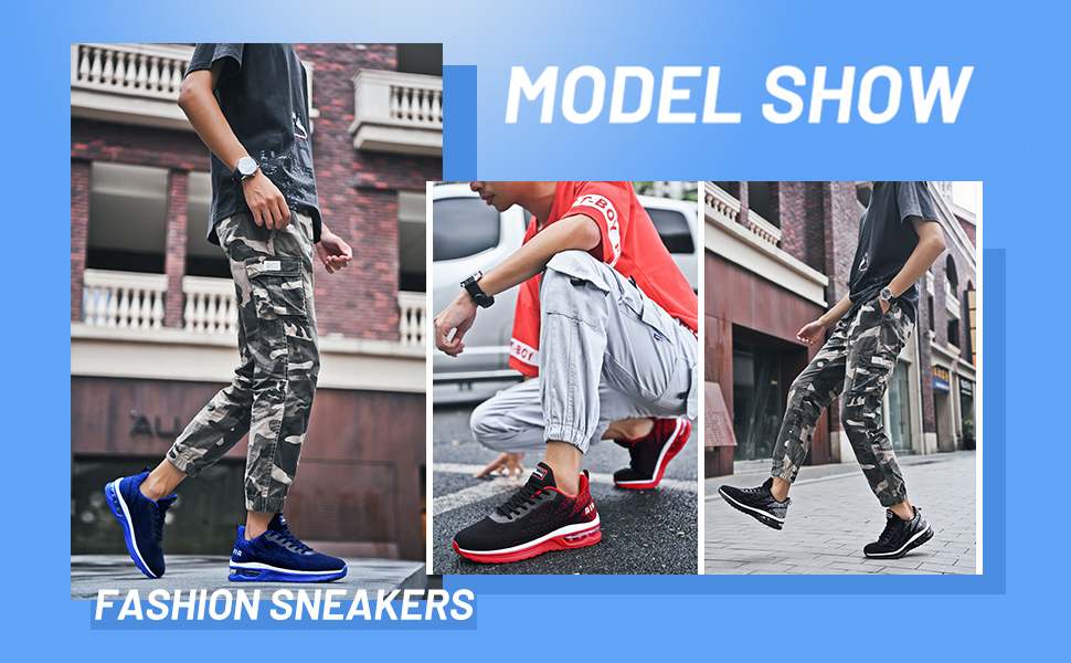 air sneakers men