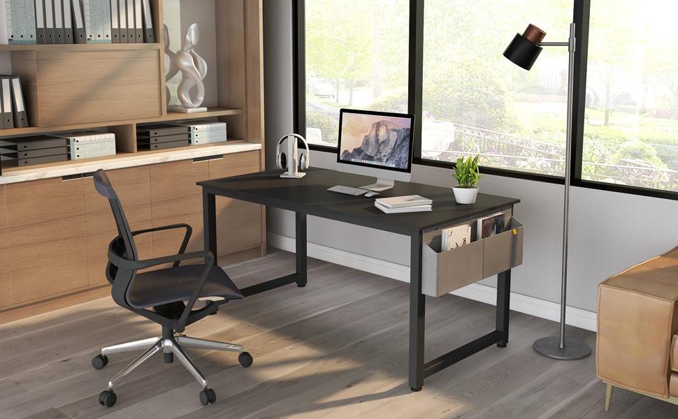 Cubiker computer desk, modern design