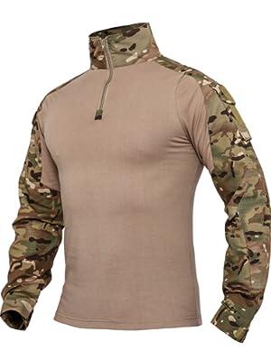 camo tactical shirt