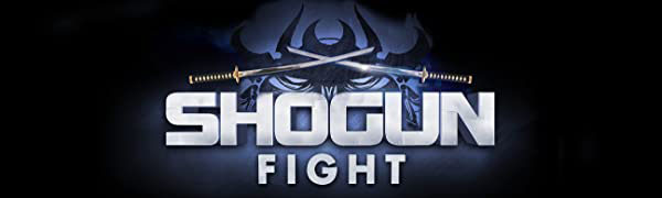 SHOGUN FIGHT LOGO