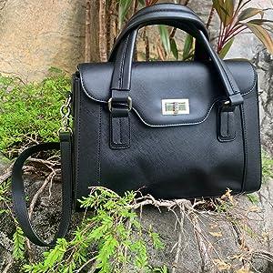 rofozzi logo purple relic top handle handbags purses women DSLR camera bag  crossbody shoulder