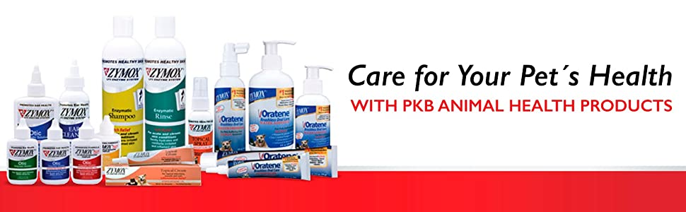 Care for Your Pet's Health with PKB Animal Health Products