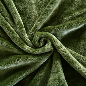 super soft and warm fleece blanket