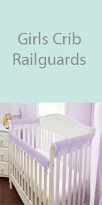 girls crib railguard