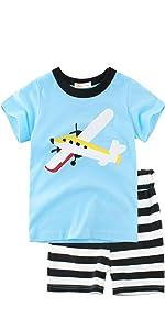 airplane pajamas