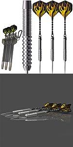 tungsten darts