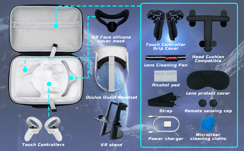 VR carry case