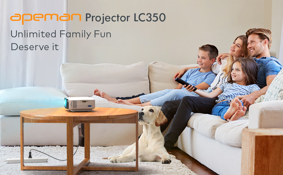 The best home projector