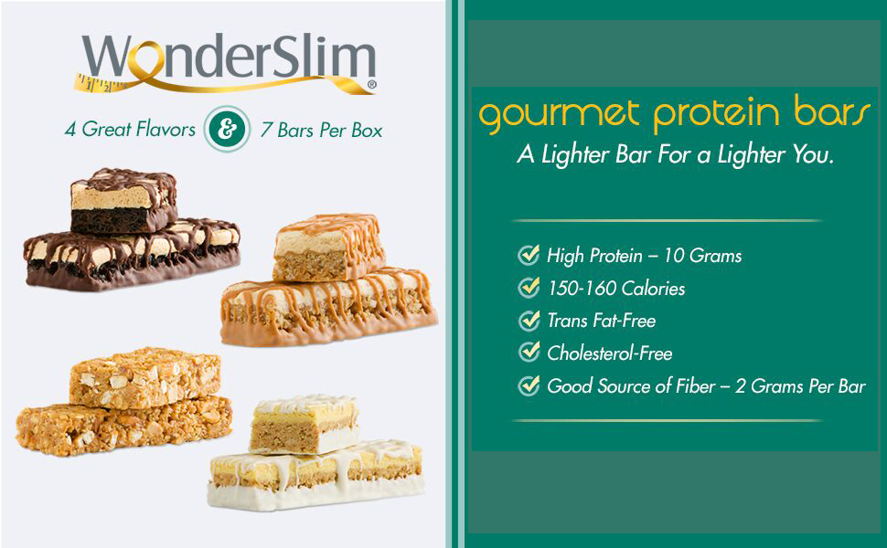 high protein bars low calorie high fiber