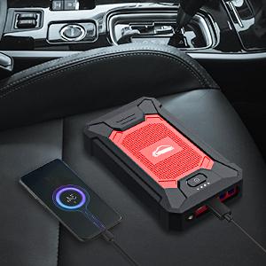 car jump starter, battery jump starter