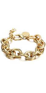 fathers' link bracelet