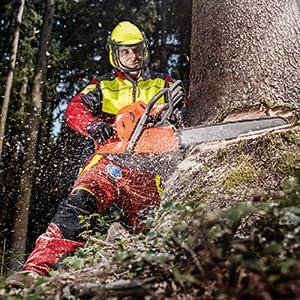 Gr/ö/ße XL Unisex-Arbeitsjacke aus Mischgewebe Funktionelle Arbeitsjacke K/ÜBLER Workwear K/ÜBLER Forest Arbeitsjacke bunt