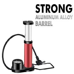 Strong Barrel