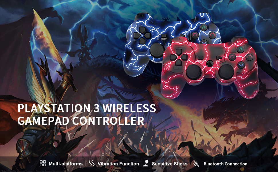 dualshock wireless controller playstation 3