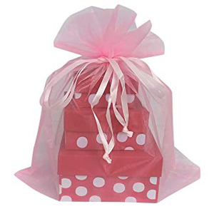 pink cosmetic bags