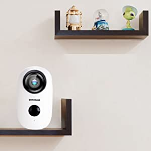 zumimall wireless security camera