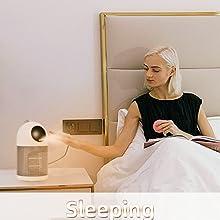 Bedroom heater