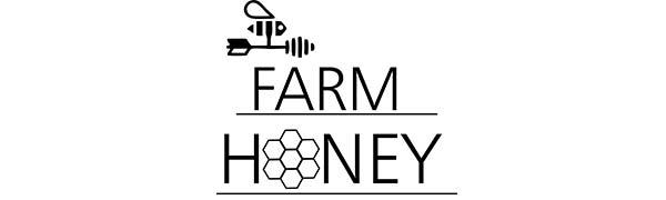 Farm Honey Wild Unprocessed Honey - 250 Gm