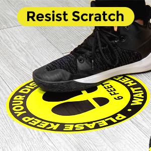 Resist Scratch