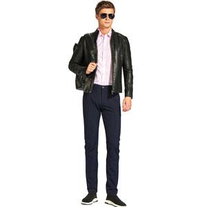 dress pants for men slim fit