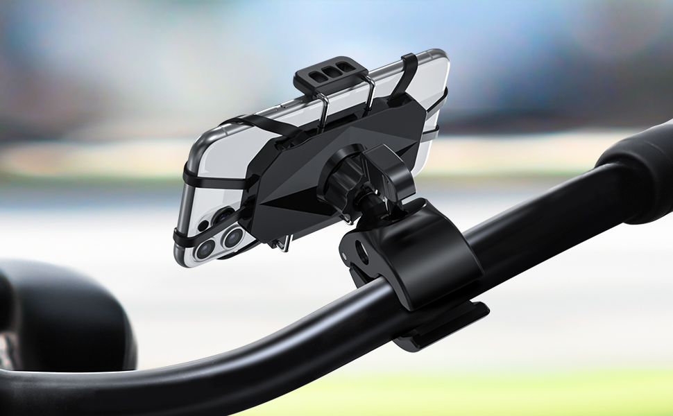 holder for bike handlebar