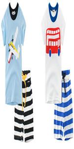 Baby T-Shirt Toddlers Boys Short-Sleeve Short Set