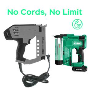 No Cords, No Limits