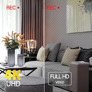 tarjeta micro sd 4K full HD