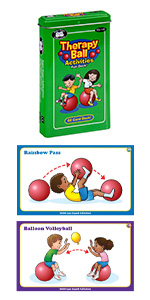 Therapy Ball Fun Deck Occupational Therapy Kid