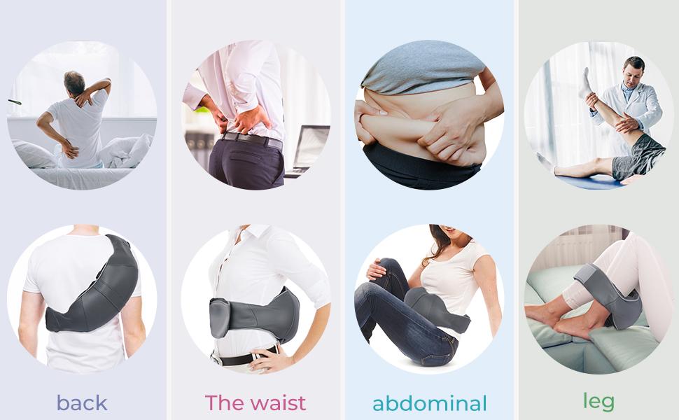 shoulder massager