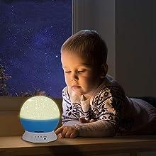 Romantic Dream lighting galaxy star moon lighting projector star sky starry mini star master night