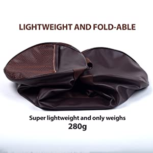 fold able and lightweight