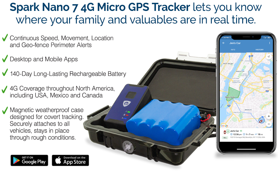 BrickHouse Security 140-Day Spark Nano 7
