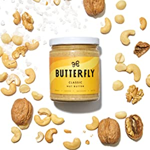 classic nut butter butterfly superfoods