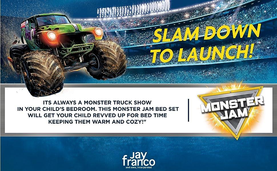 Monster Jam, Monster Trucks, Grave Digger
