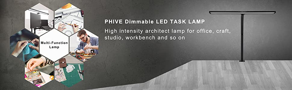 LED Architect Lamp