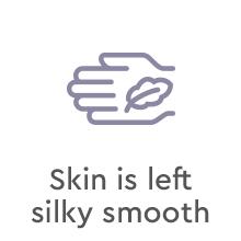 Puracy Natural Liquid Hand Soap - Lavender & Vanilla - Skin is left silky smooth