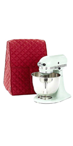 Stand Mixer Dust-proof Cover Red