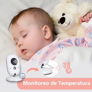 cámara vigilancia bebes