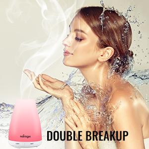 double breakup