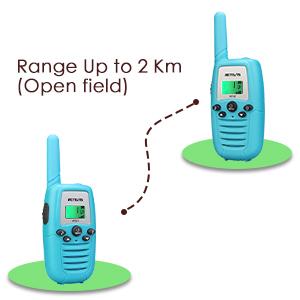 2 way radios toy