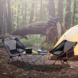 Ultralight Folding Camping Chair