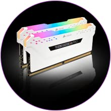 2666MHz以上のRGBメモリを搭載