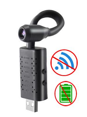 IFITech Spy Camera, Hidden Camera, Mini Camera, Security Camera, Nanny Camera, USB Camera