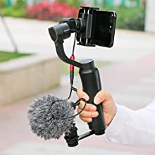 Aluminium Triple Hot Shoe Camera Mount Adapter Video Accessory Triple Shoe Bracket for Led Lights