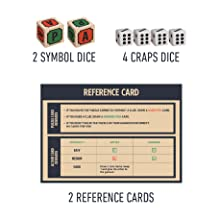escape from iron gate dice and reference card