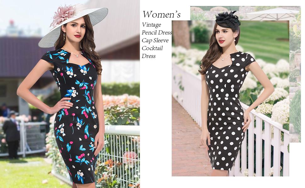 vintage dress for women